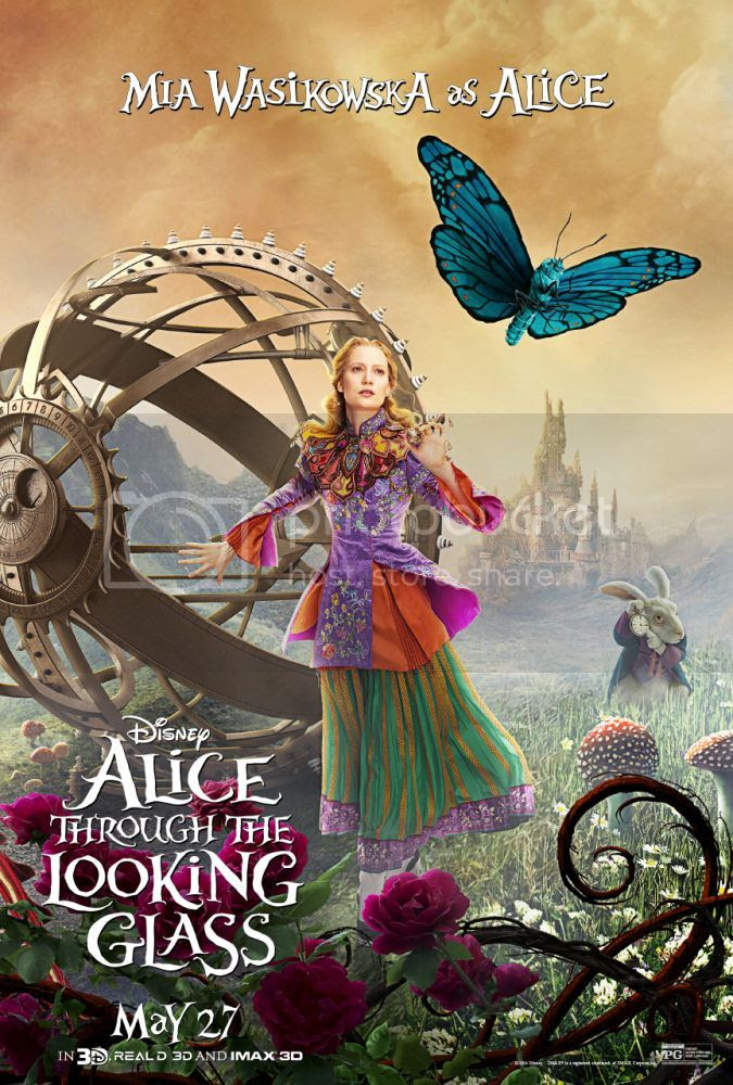 Alice Through TheLooking Glass