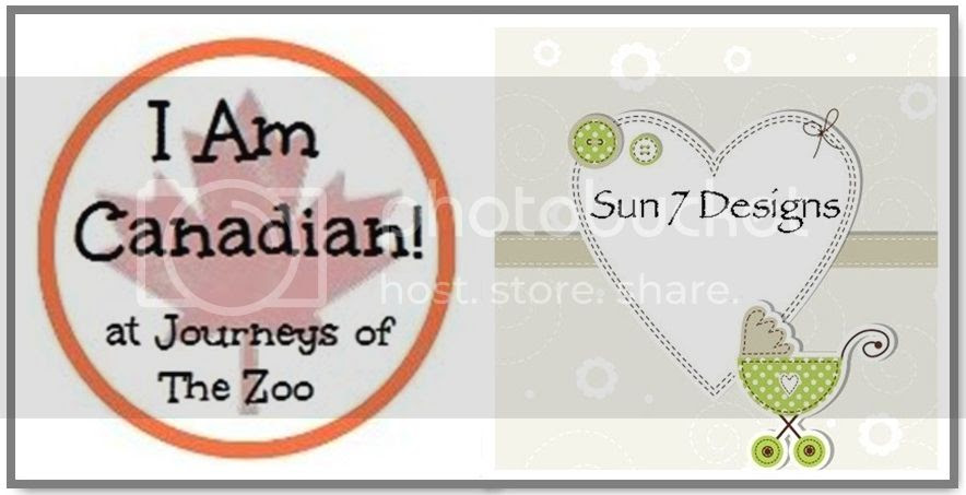 I Am Canadian September Feature is Sun 7 Designs