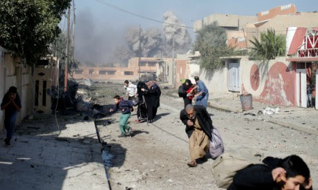 U.S.-Led Coalition: Airstrikes Have Killed 801 Civilians In Syria, Iraq Since The Start Of The War Against ISIS