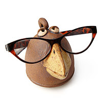 Bird Eyeglasses Holder
