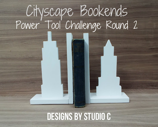Unique Bookends That Are Easy to Make