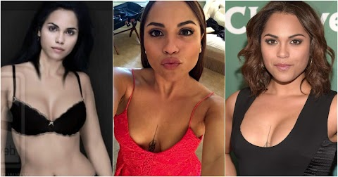 Monica Raymund Sexy Pics (@Tumblr) | Top 12 Hottest