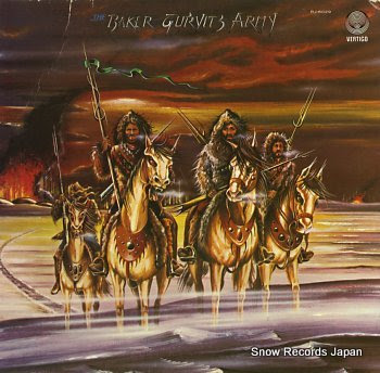 BAKER GURVITZ ARMY, THE s/t