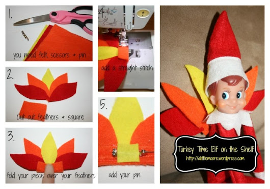 Elf on the Shelf Ideas Week | Day 3