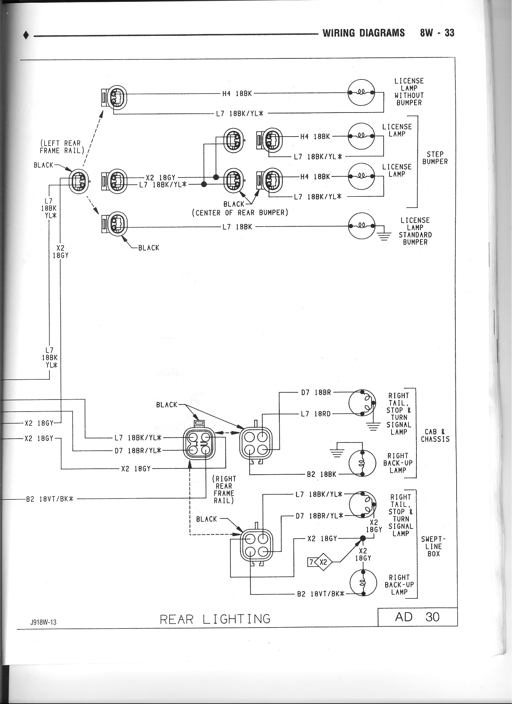 28 2006 Dodge Ram Tail Light Wiring Diagram