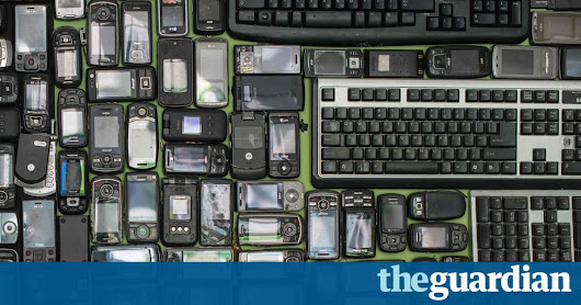 Reduce, reuse, reboot: why electronic recycling must up its game | Environment | The Guardian