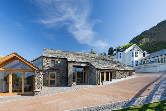 Waternook & The Great Barn - Supremely luxurious Lake District holiday homes