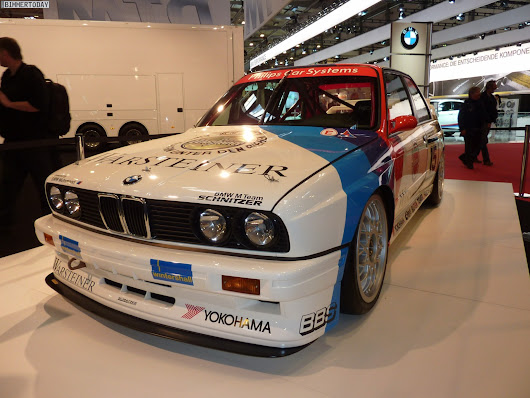 1992 BMW E30 M3 DTM - The Most Beautiful Touring Car in the World?