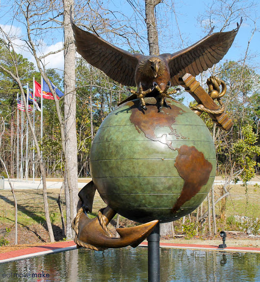 Lejeune Memorial Gardens - Jacksonville NC Honors Generations of Military Heritage