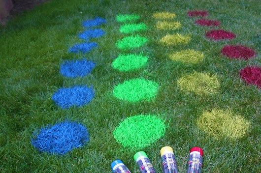 Summer Fun! - Lawn Twister