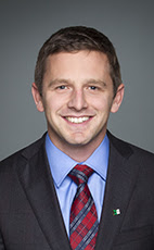Photo - Francis Drouin - Click to open the Member of Parliament profile