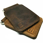 Walleteras Front Pocket Wallet and Credit Card Holder with Money Clip