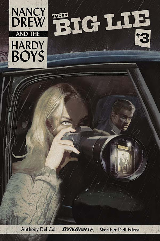 Dynamite® Nancy Drew & The Hardy Boys: The Big Lie #3