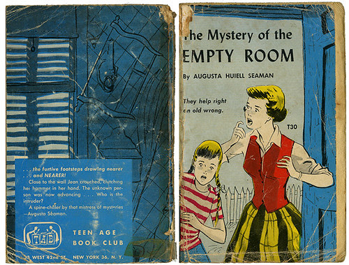 The Mystery of the Empty Room_tatteredandlost