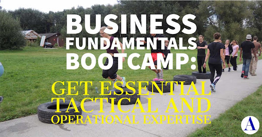 Exclusive C-Level Business Bootcamp: May 19, 2017