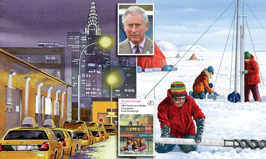 EXCLUSIVE: 'We must act before it is too late' writes PRINCE OF WALES