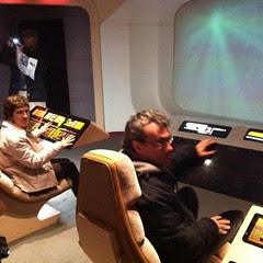 @blogpocket y @mcmartinh, a los mandos del Enterprise