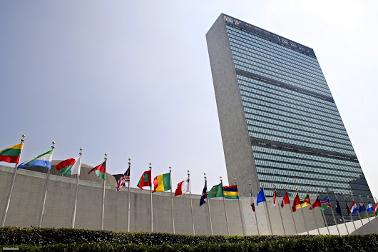 U.N. Staff Members Fired for Distributing Child Pornography