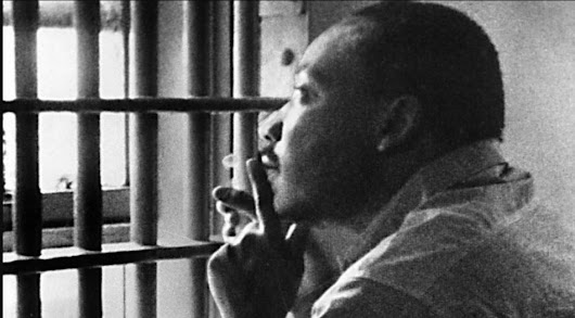 Dr. Martin Luther King's Letter From Birmingham Jail