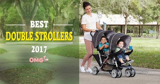 Best Double Stroller Reviews | (15 Top Tandem Strollers 2017)