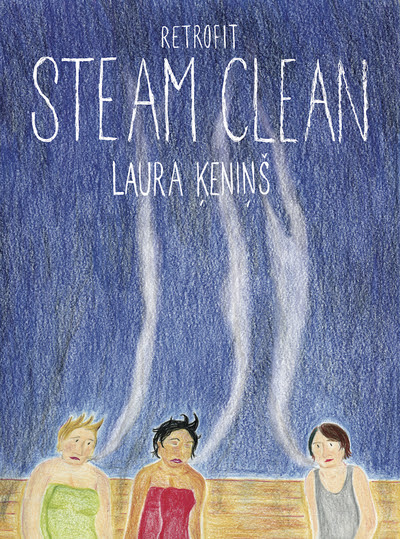 Steam clean by laura Ķeniņš
