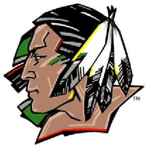 Fighitng Sioux logo, Fighitng Sioux logo