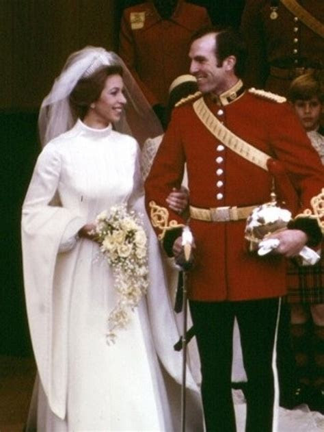 one 1697   THE ROYAL BRITS   Princess anne wedding