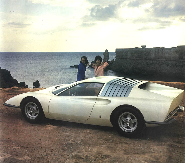 1968 Ferrari P6 (Pininfarina)