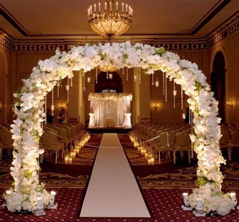 pictures of wedding ceremony decorations     inspired