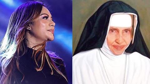 Márcia Fellipe se defende após criticar canonização de Irmã Dulce