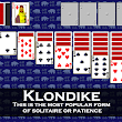Klondike Type Solitaire Games