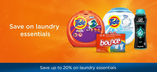 Save An Additional 20% On Already Discounted Laundry Essentials - STL Mommy