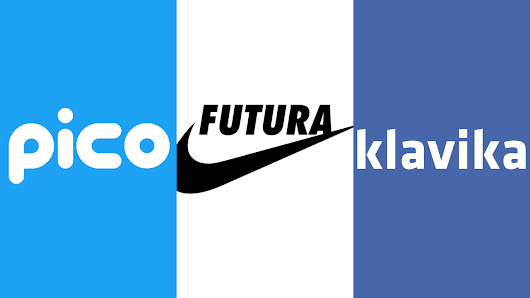 The World's Most Recognizable Logos, Redesigned As Fonts