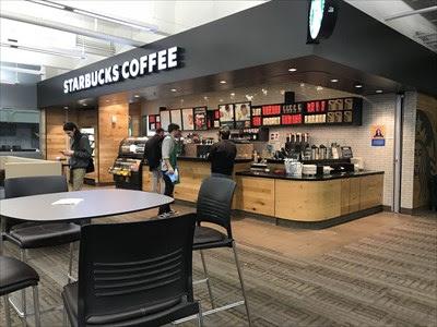 Starbucks San Jose State University Student Union San Jose Ca