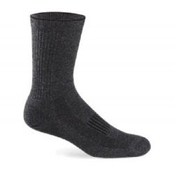 Red Wing Accessories 97278 Socks, Merino Wool Casual - Charcoal