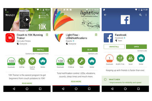 Which Android Apps Have Ads? Google Play Store Now Tells You    - WSJ