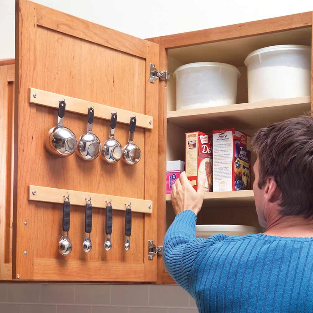 Quick and Clever Kitchen Storage Ideas | The Family Handyman