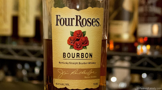 Four Roses Yellow Label Bourbon - Review | Whiskey Lately
