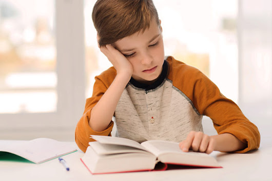 Amblyopia News: Children with Lazy Eye Read More Slowly