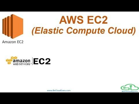 AWS EC2 (Amazon Elastic Compute Cloud), EC2, Amazon EC2
