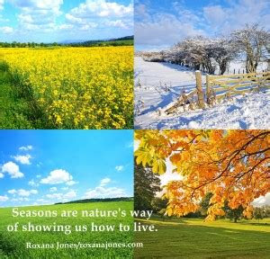 Inspirational Quotes Change Seasons