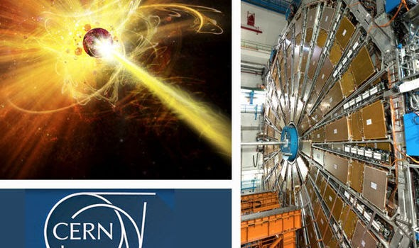 how to make a hadron collider at home