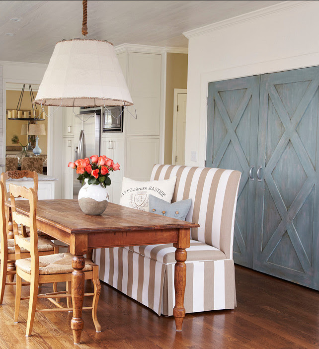 Breakfast Nook. Breakfast Nook Design Ideas.
