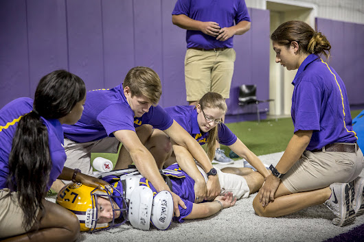 Focusing on safety, there's rising demand across Baton Rouge for high school athletic trainers - Baton Rouge Business Report