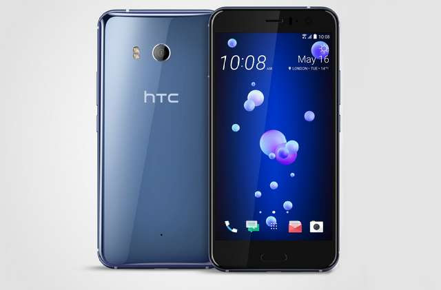 HTC U11 with 1440p display, Edge Sense, Snapdragon 835 Announced