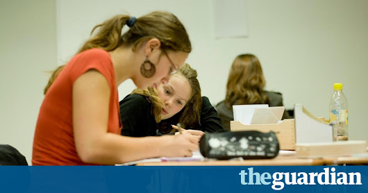 No grades, no timetable: Berlin school turns teaching upside down | World news | The Guardian