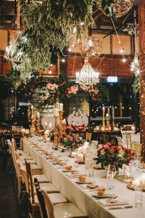 Sydney Wedding: Romantic Botanical Garden Theme   Wedding