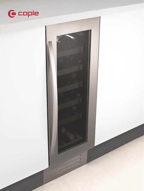 WIN One Of Two Caple Wine Cabinets