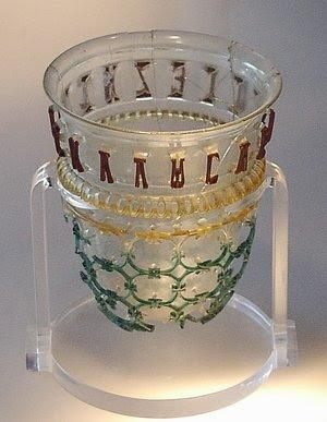 Foto: Ein Diatretglas