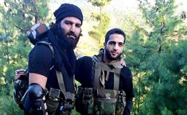 Burhan Wani's Successor, 7 Other Terrorists Killed In Jammu And Kashmir
